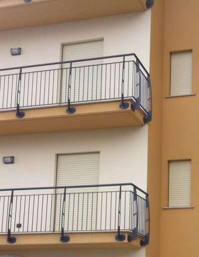 edificio residenziale Roccaravindola Montaquila