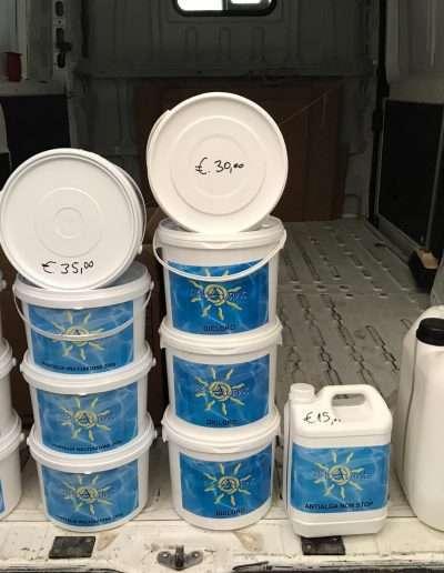 prodotti trattamento acqua
